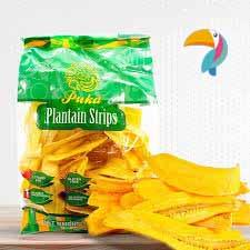 platanitos en austin - chips de platano