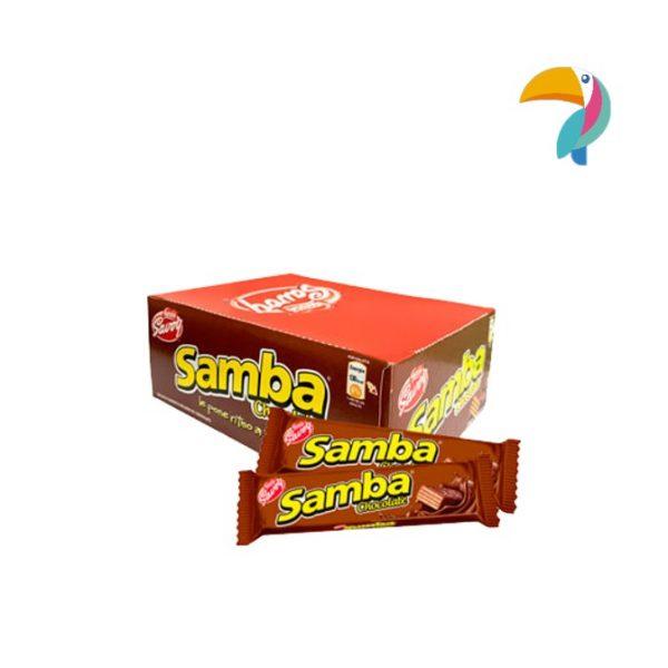 samba de chocolate en austin